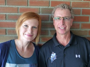 Drs. Keith Lowden and Shawna Dawe share GPO cancer care responsibilities for Cranbrook and the East Kootenay.