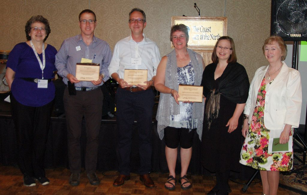 2016 Awards of Excellence in Rural Medicine winners